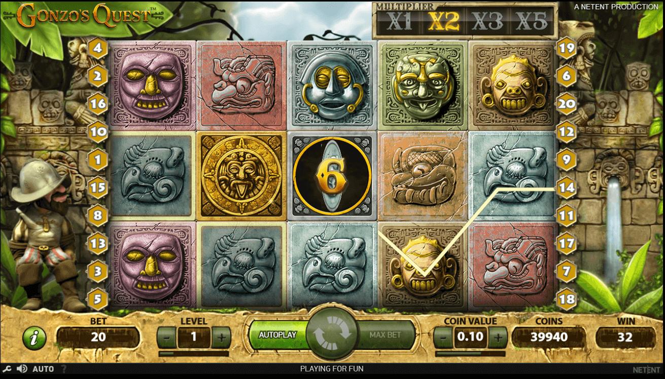 best online slot - Gonzo Quest Slot