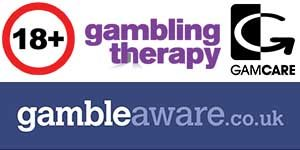 Gamble Aware 18+