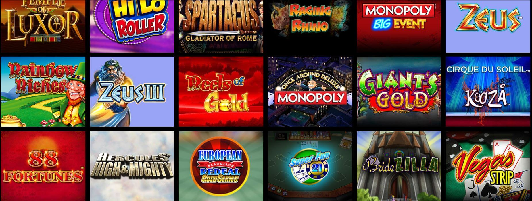 gowild casino review games
