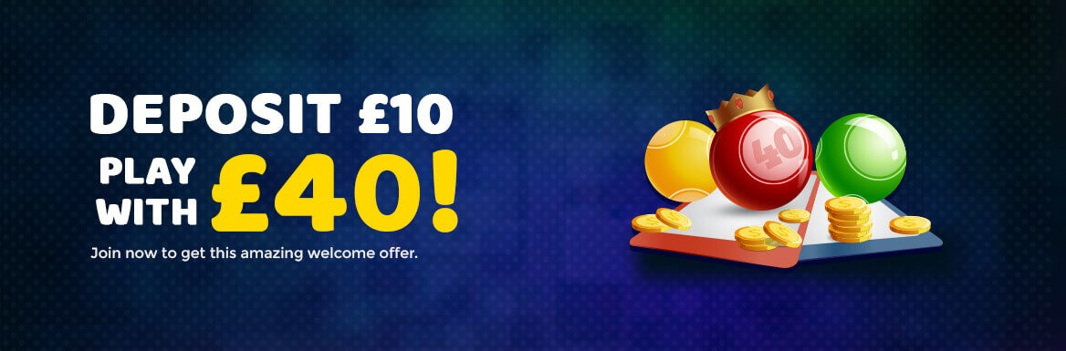 harrys bingo review welcome offer