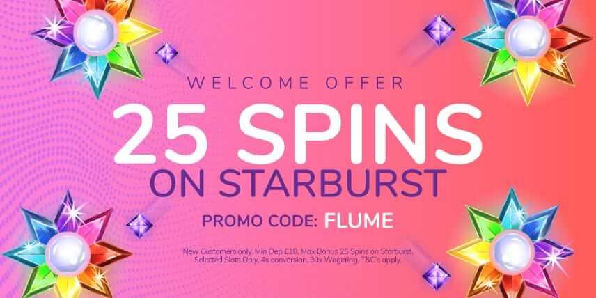 Flume Promotion