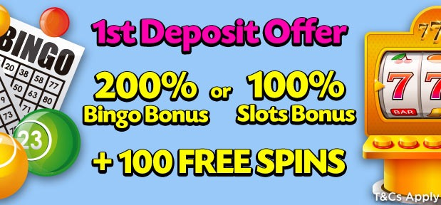 luckpantsbingo first deposit offer offer
