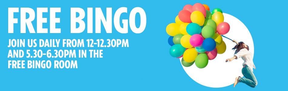 sun bingo free bingo