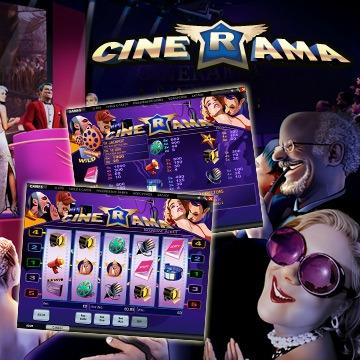 Cinerama slot game