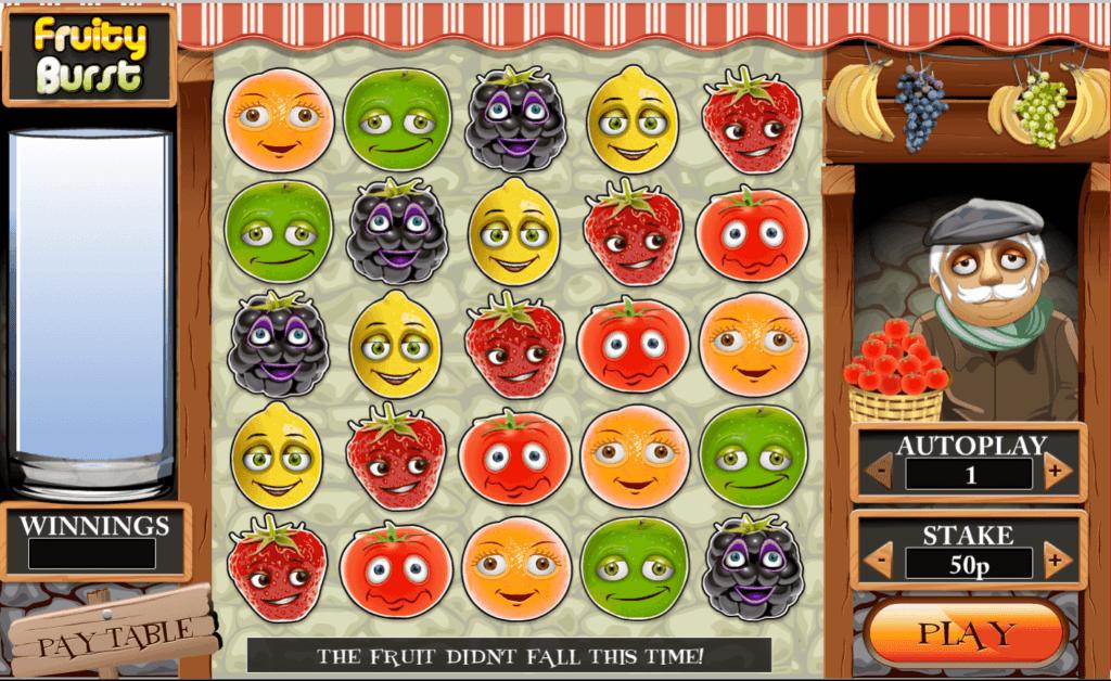 Fruity Burst Slot