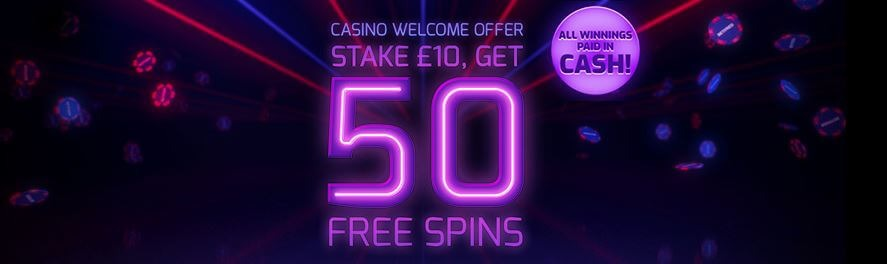 Betfred Casino Offer