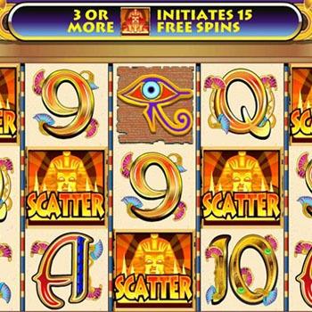 cleopatra slot bonus round