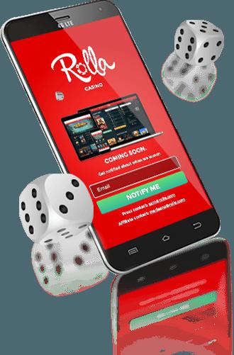 rolla casino mobile