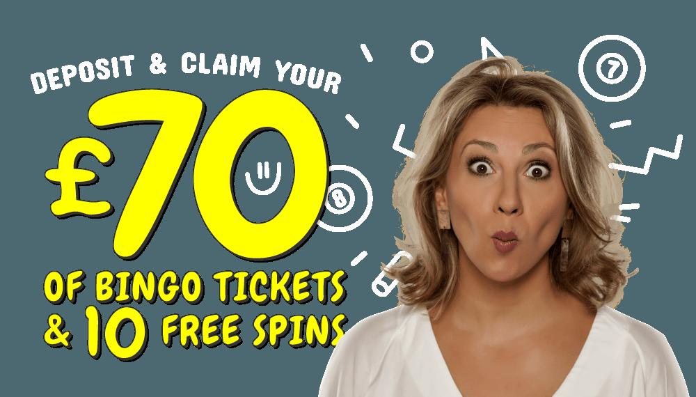 cracker bingo welcome bonus