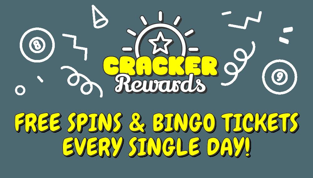 Cracker Bingo Rewards