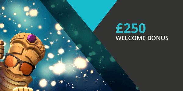 Noibet Casino welcome bonus