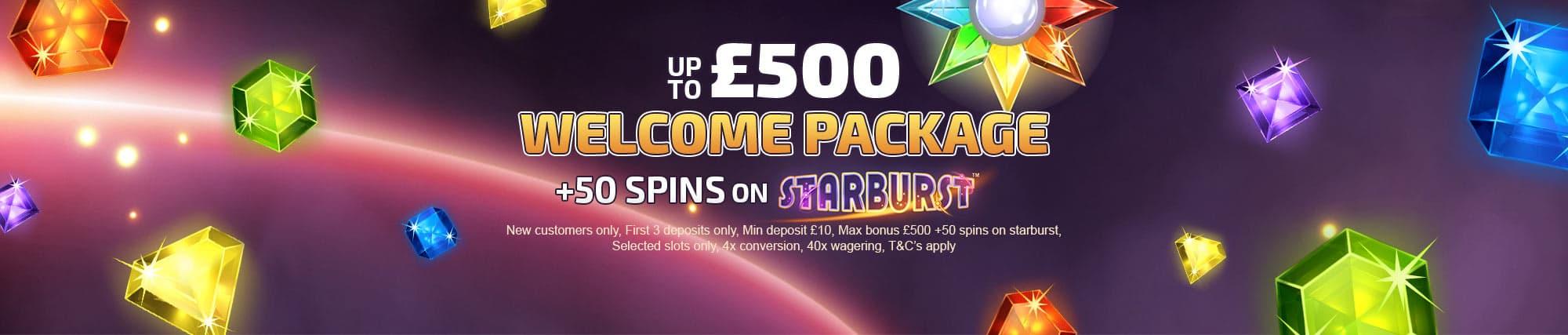 Jackpot mobile welcome bonus