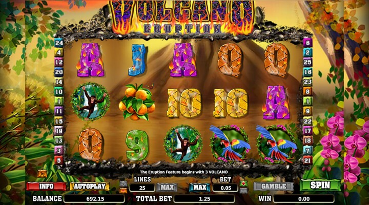 VolcanoEruptionslotgame