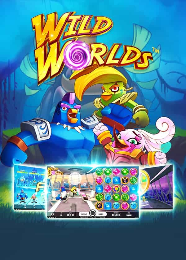 wild worlds slot game