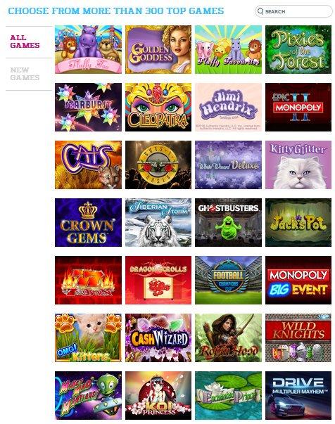 Hunky Bingo games
