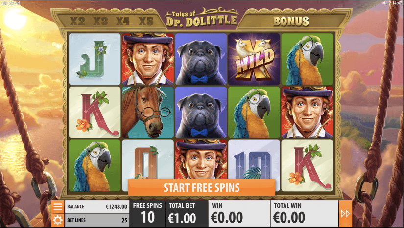 Spiele Tales Of Dr. Dolittle - Video Slots Online