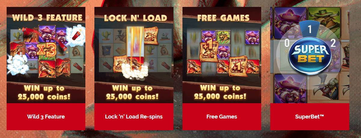 The Wild 3 Slot features