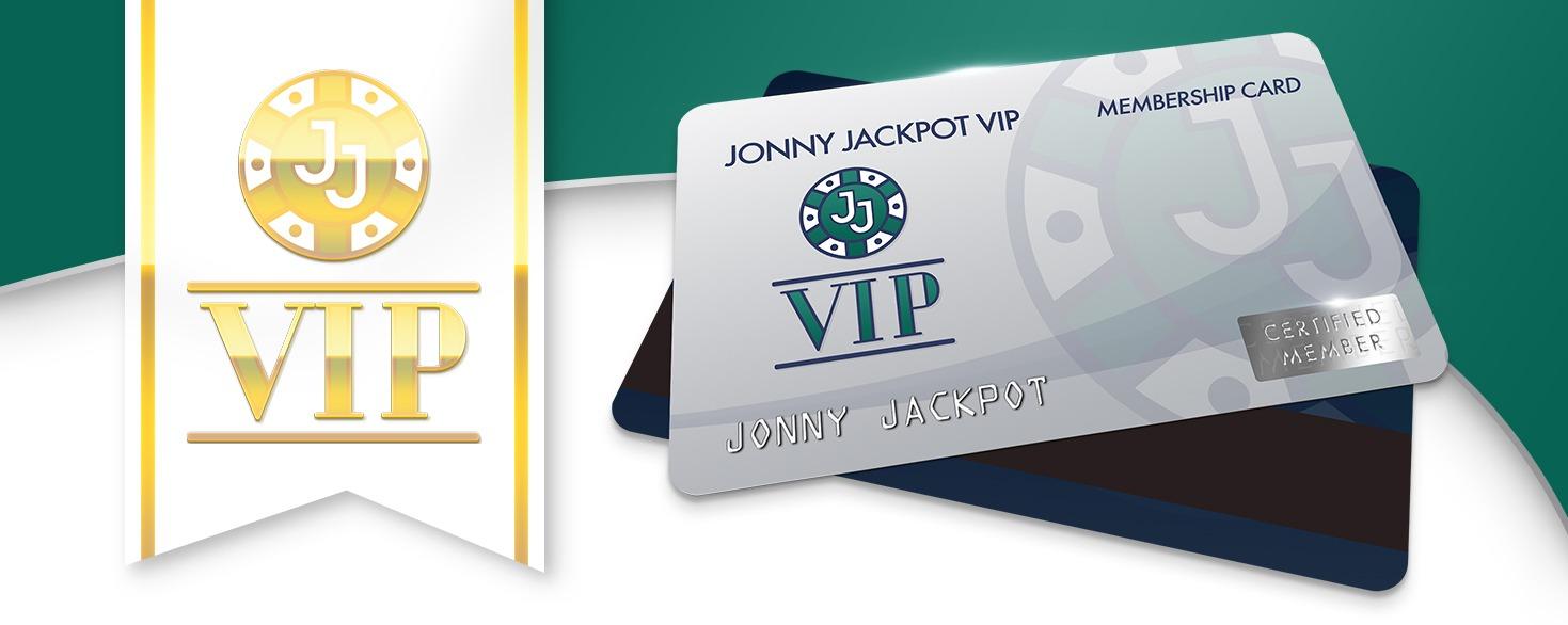 jonny jackpot VIP