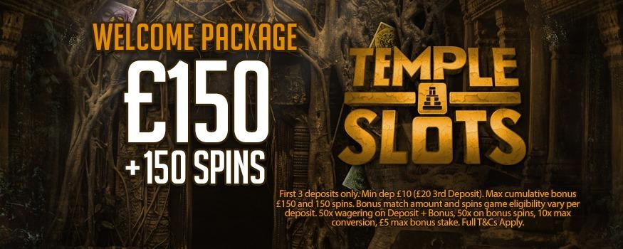 Temple Slots Bonus